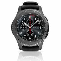 Samsung - Gear S3 Frontier Smartwatch 46mm