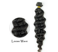 Free Combination12''~40'' Loose Wave Beauty 5A Virgin Brazilian Hair