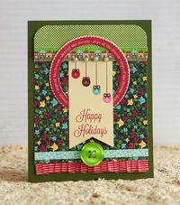Pickled Paper Designs: Jillibean Soup Card Kitchen - November