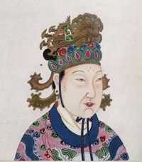 Ruthless in her rise to power in the Tang Dynasty, Wu Zetian was the only female emperor in Chinese history. She was a stoic leader who prevented anyone from usurping her. She also did wonders for social reform.