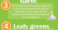 The top six alkaline foods to eat every day for for vibrant health by The Health Ranger