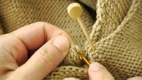 How to Attach Sleeves Using Crochet Hook