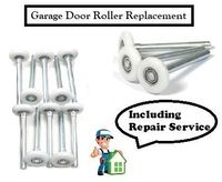 Garage Door Rollers replacement $130.00