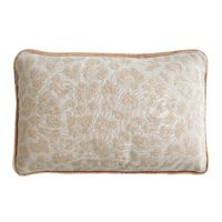 Sand Jacquard Woven Leopard Pillows by Kevin O'Brien Studio $220.00