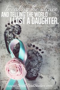 Pregnancy and Infant Loss Awareness #October15th