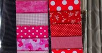 This kind of pattern would be cute for a kids knitted scarf. crayon quilt blocks