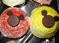 mouse cupcakes....upside down hershey kisses