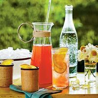 If iced tea is the house wine of the South, consider this our summer sangria.