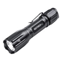 NEXTORCH T5 760lm Long Throw 18650 Flashlight 6 Modes IPX8 Waterproof Tactical Flashlight LED Torch