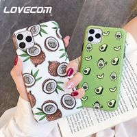Cartoon Fruit iPhone Pro Case $14.95