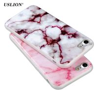 For Apple iPhone 7 6 6s Plus 5 5S SE Luxury Marble Stone Case Soft TPU Back Cover Capa Coque Fundas Phone Cases For iPhone7 Plus £1.91