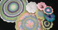 20 free crochet leaf patterns for spring, autumn and all year long. Traditional crochet leaves as well as funkier designs included!