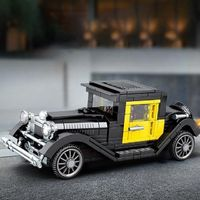 Vintage Car Building Block DIY $59.00