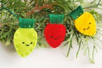 Christmas ornaments are some of the most popular Christmas craft ideas, and why wouldn't they be? After all, they're small projects that are easily integrated into anyone's Christmas decorating, year after year. You can make homemade Christmas...