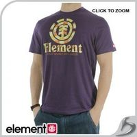 Element T-Shirt - Element Kilt T-Shirt - Purple Awesome Element Kilt top in Purple Penant is a stand out from the crowd. Get styled this season starting with one of Elements favourites the Kilt.Features:- Jersey combed Element T-shirt- 100% cotton htt...