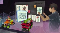 Mattel collaboration with Spatial.io