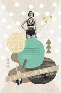 You can find the print here : www.etsy.com/listing/88949760/francoise-affiche Affiche pour l'exposition Rock'Art à Rockenseine rockenseine.com/fr/pages/autour-d