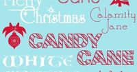 Cute fonts for the holidays. Great for office communications. *CC
