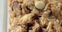 Splurge a little and toss in some macadamia nuts and coconut in your chocolate chip cookie batter. You'll love these Macadamia Nut Chocolate Chip Cookies.