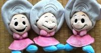 Disney Exclusive ALICE in WONDERLAND ~ BABY OYSTERS 3 Plush Set