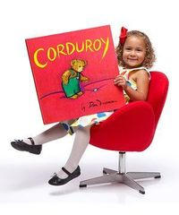 Loving this Corduroy 16'' x 16'' Hardcover on #zulily! #zulilyfinds