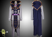 Fairy Tail Future Rogue Cheney Cosplay Costume Outfit