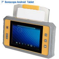 """China 7"""" Borescope endoscope Android Rugged Tablet PC Waterproof Shockproof Support AV USB Camera Snake Scope Tube Pip GHS3623.40"""