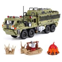 The Scorpion Heavy Truck 1377 Pieces $88.90