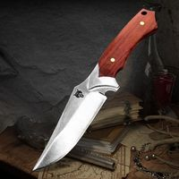 Hunting knife Hand Forged Fixed Blade Home Tool Slicer $59.00