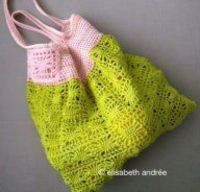 Tons of free crochet patterns and tutorials including this: Spiders and Stripes Bag #crochet