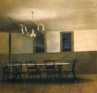 Witching Hour - Andrew Wyeth