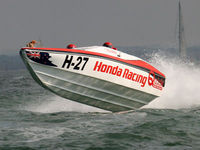 Up to andpound;200 Supercat Power Boating Experience Looking for ultimate power boating experience? How does being a passenger in one of THE fastest production powerboats in the world sound? http://www.comparestoreprices.co.uk/experiences/up-to-andpound-2...