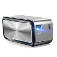 JMGO J6S DLP Projector 1100 ANSI 4K Resolution Video Blutooth4.0 Wifi HDMI Android Version Home Theater Projector Global Version