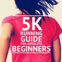 The idea of running a 5K can be overwhelming if you've never done it before. This 5K running guide for absolute beginners will help you get across the finish li