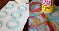 DIY Closet Dividers For Baby's Room - D-I-Y Tutorials...but maybe with something with an opening