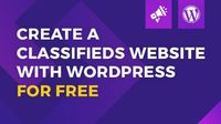 Build a Successful Classified Ads Website With The Free TerraClassifieds WordPress Plugin