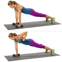 The next time you head to the gym, try this back workout that will leave you standing tall. Combining a variety of exercises from yoga stretches to weights, thi