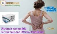 Ultram 100 mg tablet, generic Tramadol is one of the best and most widely used medicine for the treatment of moderate to severe body pain. Order Ultram 100 mg online in USA from our store - Best247Chemist - http://bit.ly/2DRpVTa