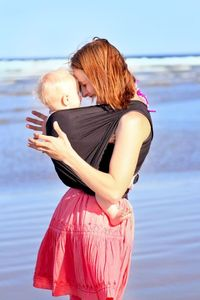Wrap DuO: Water and Sport Baby Carrier Need this for Grace this summer!
