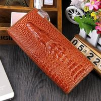 Alligator Women Evening Clutch Bag $21.04