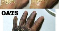 How-To: Skin Effects | Zombie Walk OKC - different textures using tissue paper, oats, latex