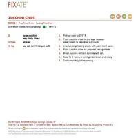 fixate cookbook recipes - Google Search More