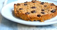 Healthy Chocolate Chip Oatmeal Cookie