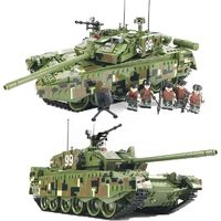 Type 99 Liberation Army Tank 1339 Pieces $98.90