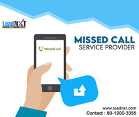 missed call service provider Are you losing your customer because of not attending the call? Great use LeadNXT missed call alert service to regain your customer and get the notification if you are unable to receive their call. Here I have listed the 5 be...