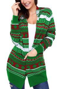 Pavacat Christmas Pocket Short Cardigan $40.00
