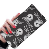 Nightmare Before Christmas Jack Women Clutch Wallet $15.00 https://www.nurdtyme.com