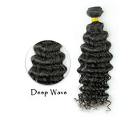 Free Combination 12''~40'' Deep Wave 5A Grade Cuticle Aligned Virgin Brazilian Hair