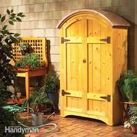 You don't have to be an expert woodworker or own specialty tools to take on one of these 40 outdoor woodworking projects for beginners. Every project included h