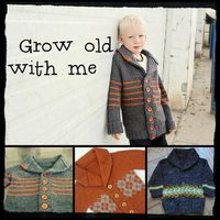 Ravelry: Project Gallery for Grow Old With Me pattern by Jenny Wiebe